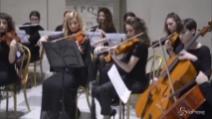 Musica tutta al femminile per le pari opportunità: suona la Pink Orchestra