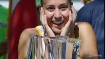 Tennis, Flavia Pennetta vince il titolo ad Indian Wells