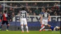 Serie A, Genoa-Juventus 0-1: decisivi Buffon e Pirlo