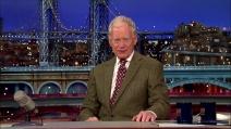 """David Letterman annuncia il suo ritiro al """"Late Show"""""""