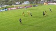 Come Cassano in Bari-Inter, il gran gol di Bebè