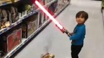 Chi non vorrebbe un figlio supereroe con super \poteri?