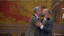 Andrew e Neil dicono sì, prime nozze gay in Inghilterra