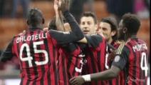 Serie A, Milan-Chievo 3-0