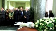 Ultimo saluto a D'Ambrosio, al funerale il pool di Mani Pulite