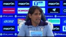 """Lazio, Inzaghi: """"Gli infortuni non siano un alibi"""""""