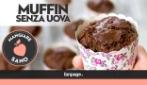 Muffin senza uova, la video ricetta dei dolcetti soffici e leggerissimi
