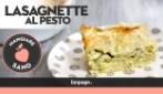 Lasagnette al pesto, succulente e irresistibili