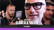 Gianluca Vacchi: ecco come è nata la scelta del pigiama