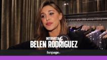 "Belén Rodriguez: ""Per Striscia sono tranquilla, Michelle ha un'energia assurda"""