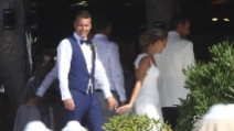 Tania Cagnotto sposa all'Isola d'Elba