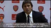 """Chelsea, Conte furioso: """"Siamo forti solo sulla carta"""""""