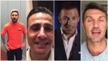 Francesco Totti compie 40 anni: i messaggi di auguri delle altre star del calcio