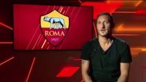 """I 40 anni di Totti: """"Ho realizzato il mio sogno. Il mio segreto è la passione"""""""
