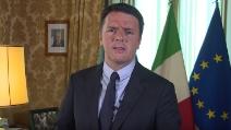 """Renzi: """"Beppe Grillo bugiardo, ecco la verità sugli 80 euro"""""""