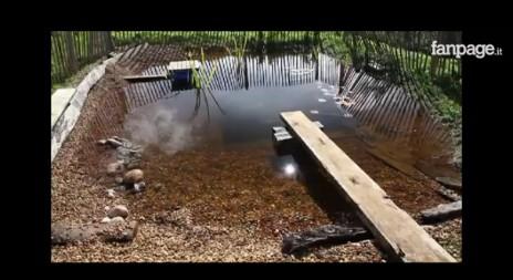 Come costruire una piscina naturale fai da te for Costruire piscina fai da te
