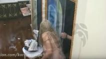 Sesso sotto la doccia in diretta tv: i concorrenti del reality si lasciano andare