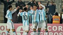 Higuain fa impazzire L'Argentina: altro gol straordinario in amichevole