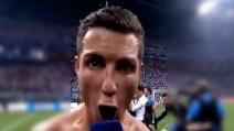 Il Real Madrid vince la Champions, Cristiano Ronaldo ha un messaggio per i tifosi