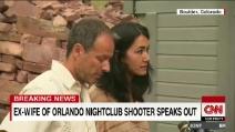 """L'ex-moglie dell'attentatore di Orlando parla di lui ai giornalisti: """"Era instabile, bipolare"""""""