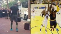La pessima accoglienza riservata a LeBron James: quanti fischi per lui a San Francisco