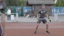 Thomas Muller con i guanti: come se la cava come vice Neuer?