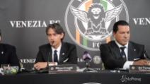 """Inzaghi: """"Sempre riconoscente a Berlusconi e a Galliani"""""""