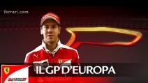 """F1, Vettel: """"Baku? Non vedo l'ora"""""""