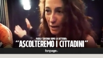 """Paola Taverna (M5s): """"Una vittoria firmata M5s che porta il ricordo di Casaleggio"""""""