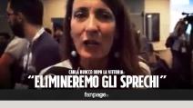 """Carla Ruocco (M5s): """"Risultato storico, la sfida è eliminare sprechi e privilegi"""""""
