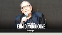 Ennio Morricone sta meglio: il ritorno in pubblico per l'omaggio a Sergio Leone