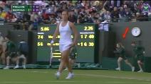 Wimbledon, match point per Venus Williams: all'improvviso tutti scappano via dal campo