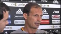 """Calciomercato Juve, Allegri: """"La società sa cosa serve"""""""