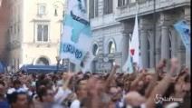 """Lazio, tifosi in rivolta contro Lotito: """"Vattene"""""""