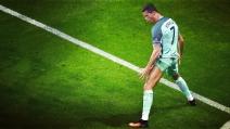 Cristiano Ronaldo l'extraterrestre