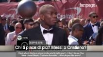 """""""A chi daresti il Pallone d'Oro, Messi o Ronaldo?"""" La risposta decisa di Pogba"""