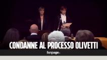 Sentenza per l'amianto all'Olivetti: condannati De Benedetti e Passera