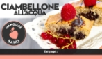Ciambellone all'acqua al cacao, la video ricetta