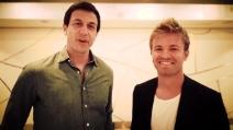 Rosberg rinnova con Mercedes: la firma del contratto