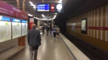 Monaco, le persone scappano nelle stazioni metro, ma i treni vengono sospesi