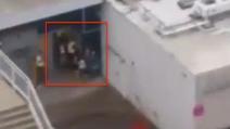 Monaco, persone in fuga dall'uscita sul retro: così si mettono in salvo