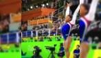 Rio 2016, il salto mortale della ginnasta che incanta il mondo
