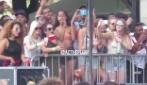 Il twerking di Malia Obama al Lollapalooza festival