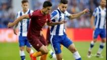 Playoff Champions League, Porto-Roma 1-1