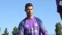 I duri allenamenti di Cristiano Ronaldo: il duro lavoro per recuperare dall'infortunio