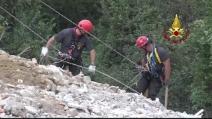 Terremoto Amatrice, continuano le ricerche dell'ultimo disperso
