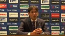 """Lazio, Inzaghi: """"Soddisfatto della gara e della prestazione"""""""