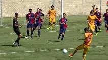 Un sinistro alla Messi, il giovane del Barcellona incanta tutti