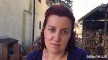 Viva per miracolo dopo il terremoto: il racconto drammatico di una donna