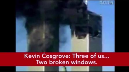 11 settembre 2001, le ultime parole di una vittima mentre crolla la Torre Sud